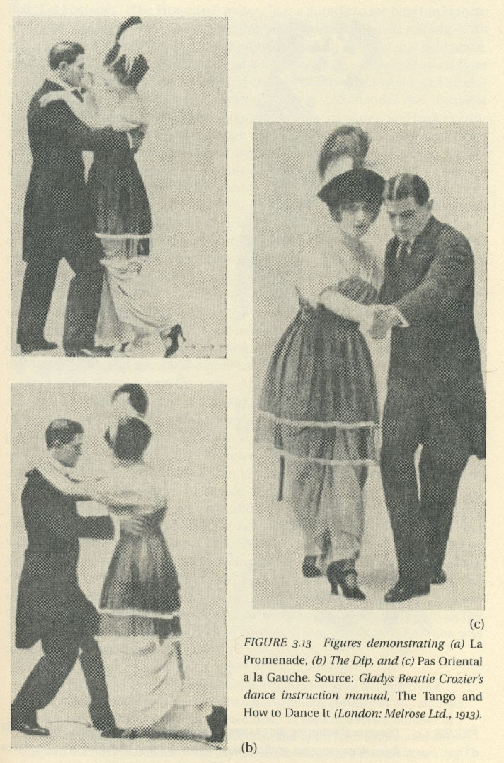 1913 - The Tango and How to Dance It